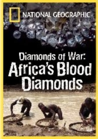 DIAMONDS OF WAR:AFRICA'S BLOOD DIAMON (DVD)